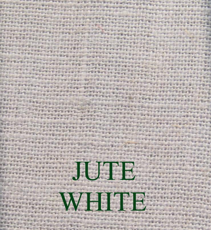 JUTE-WHITE