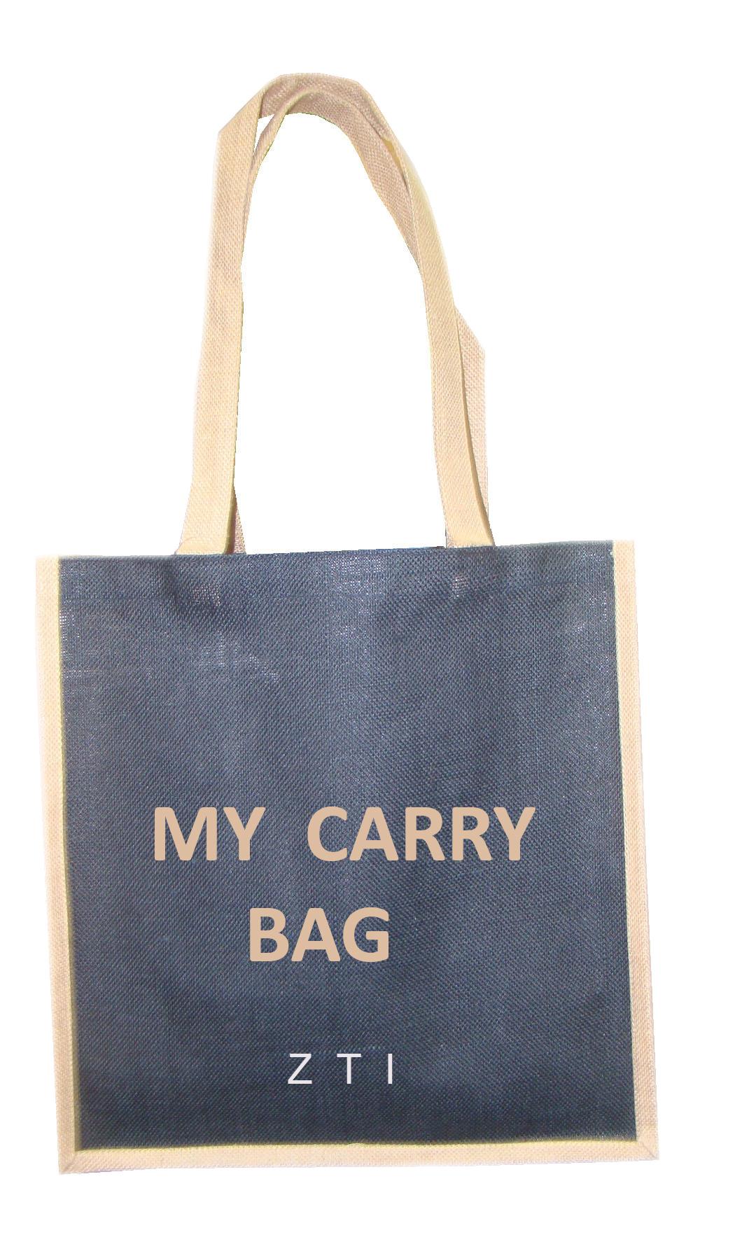 Zesttex Promotional Jute Bags