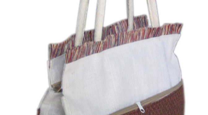 Jute bags: the biggest expansion in latest trend.