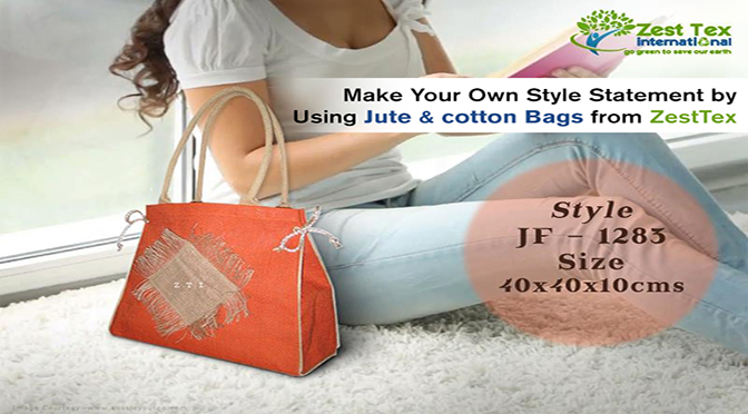 cotton bags manufacturer