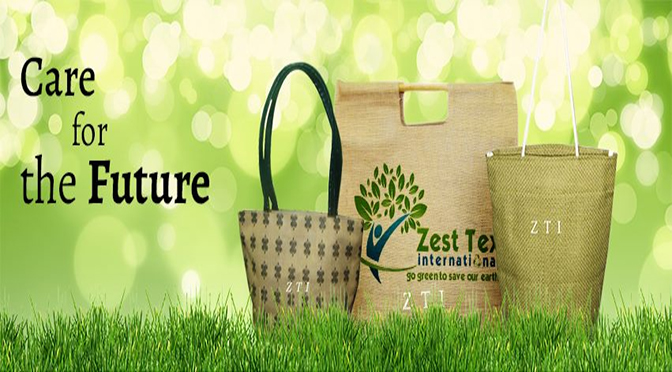 A stylish way to live in- Buy bags from Jute bags manufacturers.