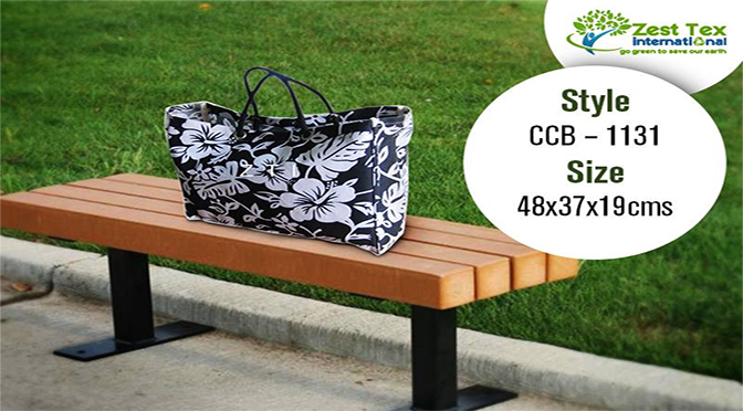 How cotton bags manufacturers make generic cotton bags?