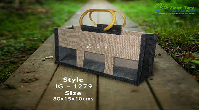 What material needs to be used by wholesale jute bags suppliers to make best bags?